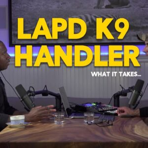 LAPD K9 Handler Requirements - Cut Out from Episode 74